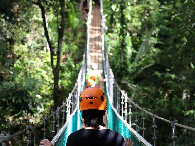 Viajes de aventura en Belize / Foto: Maher el Aridi (unsplash)