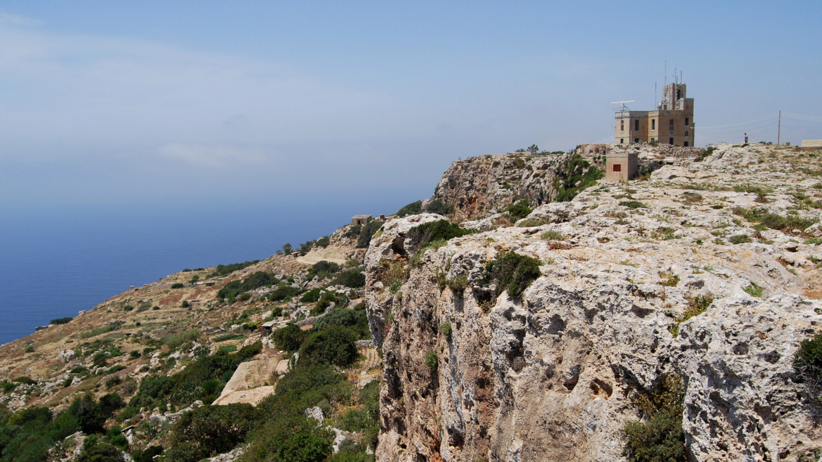 Acantilados Dingli, Malta / Foto: Felix König [CC BY 3.0] Wikimedia Commons