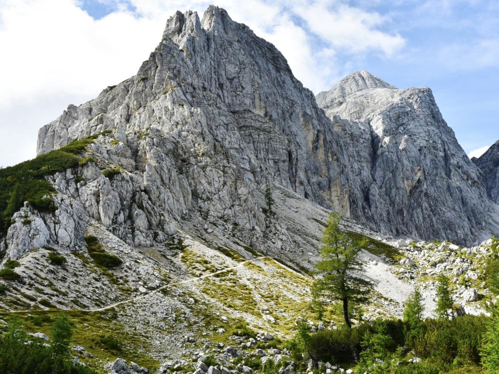 Alpes julianos / Foto: lloorraa (Pixabay)