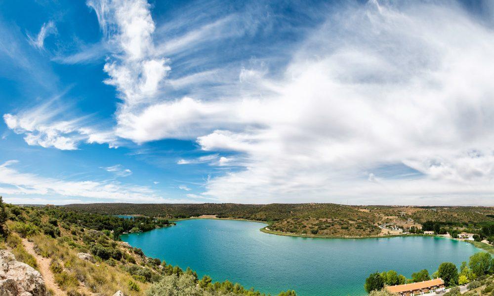 Panorámica lagunas ruidera / Foto: Marcos Molina [CC BY-SA 4.0] Wikimedia Commons