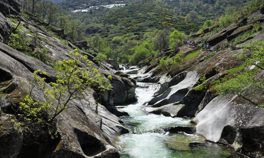 Valle del Jerte, Garganta de los Infiernos / Foto: Jesusccastillo [CC BY-SA 4.0]