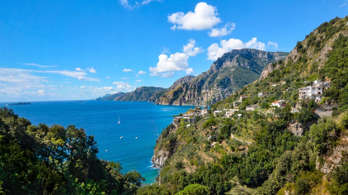 Costa Amalfitana, Sorrento, Italia / CC0 Public Domain