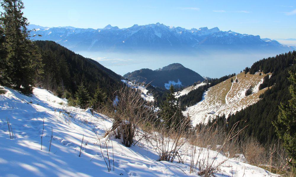 E5, cruzando los Alpes / Foto: Björn S. [CC BY-SA 3.0] Wikimedia Commons