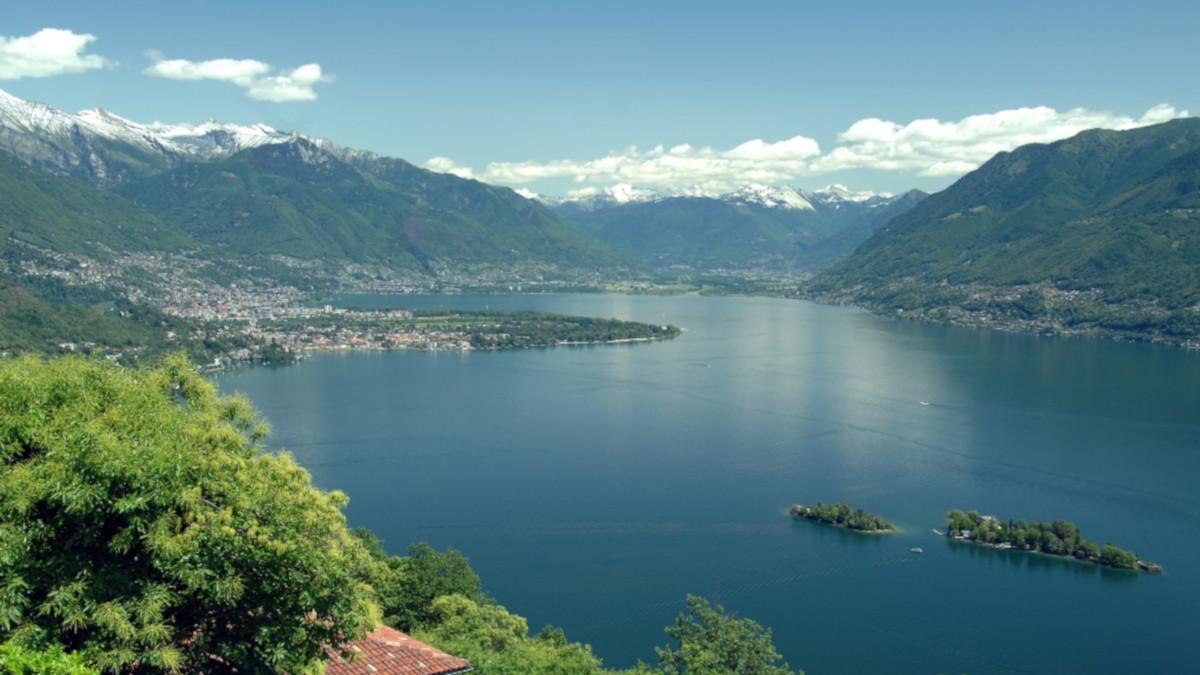 Isole di Brissago, Lago Maggiore / Foto: Acp [CC BY-SA 3.0] Wikimedia Commons