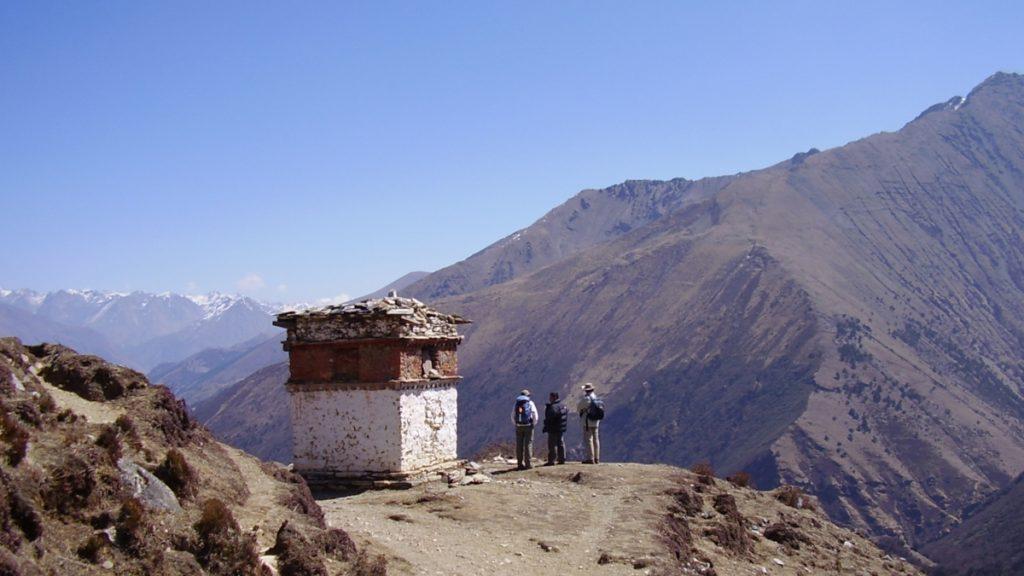 Jhomolhari Trek , Bután / Foto: Ian Cochrane _Flickr (CC BY 2.0)