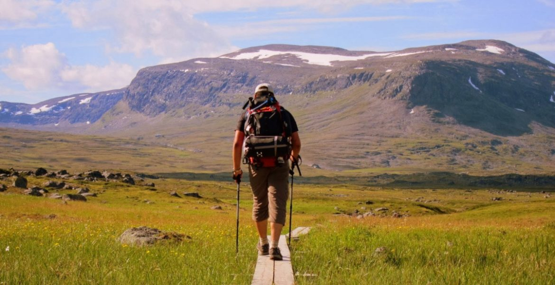 Kungsleden Trail / Foto: Shyguy24x7 [CC BY-SA 3.0] Wikimedia Commons
