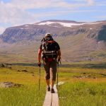 Kungsleden Trail / Foto: Shyguy24x7 [CC BY-SA 3.0] Wikimedia Commons