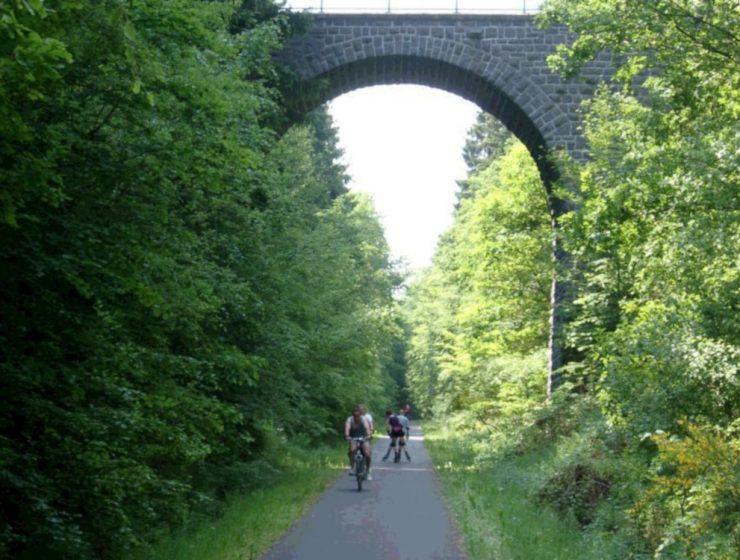 Mosela en bici / Foto: Aussendorf [CC BY-SA 3.0] Wikimedia Commons