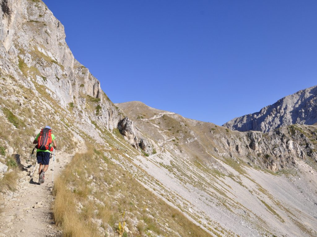 Trekking en Gran Sasso / Foto: nonmisvegliate (Pixabay)
