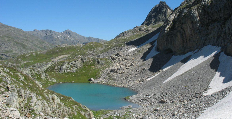 Lac de la Clarée / Foto: Silyba [CC BY-SA 4.0] Wikimedia Commons