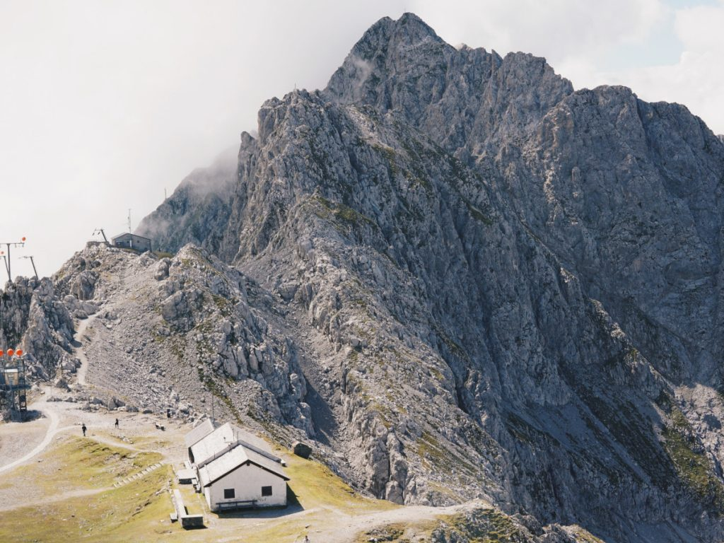 Nordkette, Innsbruck, Austria / Foto: Esse Chua (unsplash)