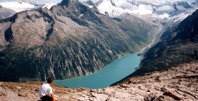 Trekking en Zillertal Alps / Foto: Hejkal [CC BY-SA 3.0] Wikimedia Commons