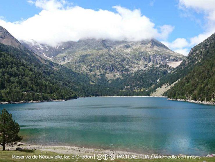 Réserve du Néouvielle lac d'Oredon / Foto: PACI LAETITIA [CC-BY-SA-3.0] Wikimedia Commons
