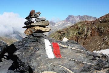 Senda Pirenaica en los Pirineos