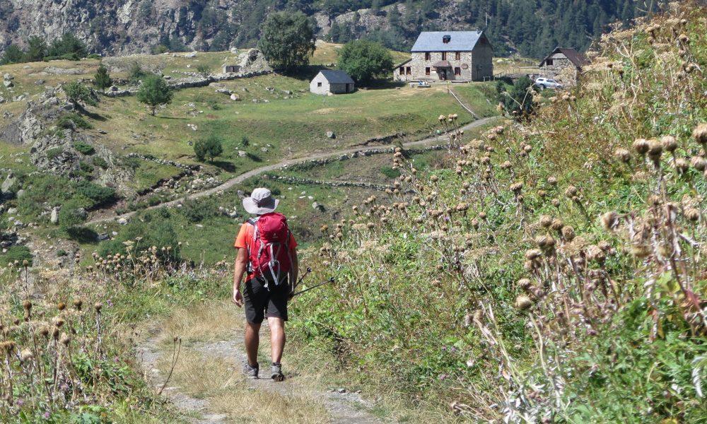 Ruta tres refugios posets / Foto: Travesía Pirenaica