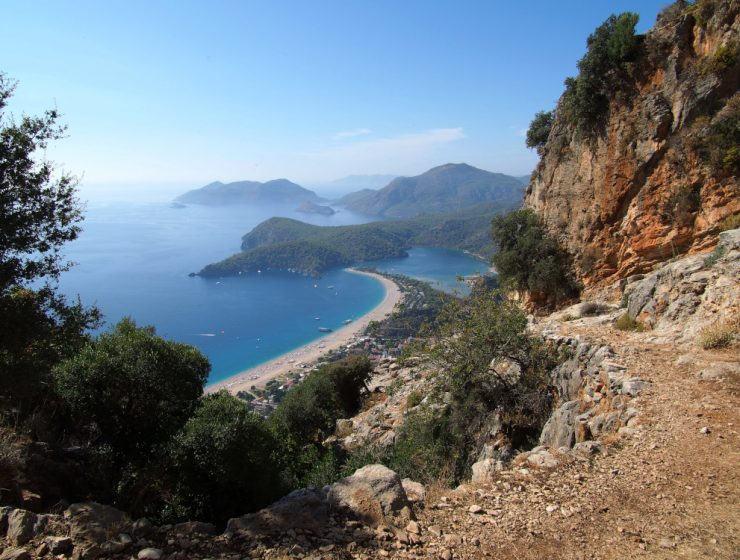 The Lycian Way / Foto: Rheins [CC BY 3.0] Wikimedia Commons