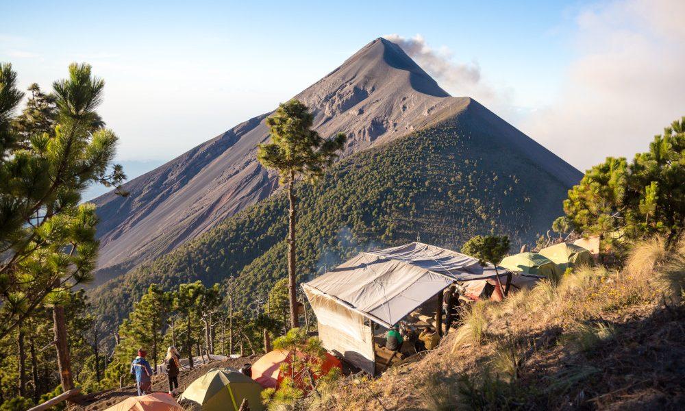 Acatenango Vulcano Guatemala / Foto: Michiel Ton (unsplash)