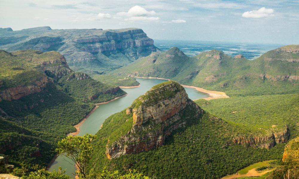 Blyde River Canyon, Sudáfrica / Foto: Lina Loos (unsplash)