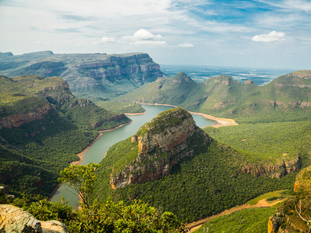 Blyde River Canyon, Sudáfrica / Foto: Lina Loos (unsplash)