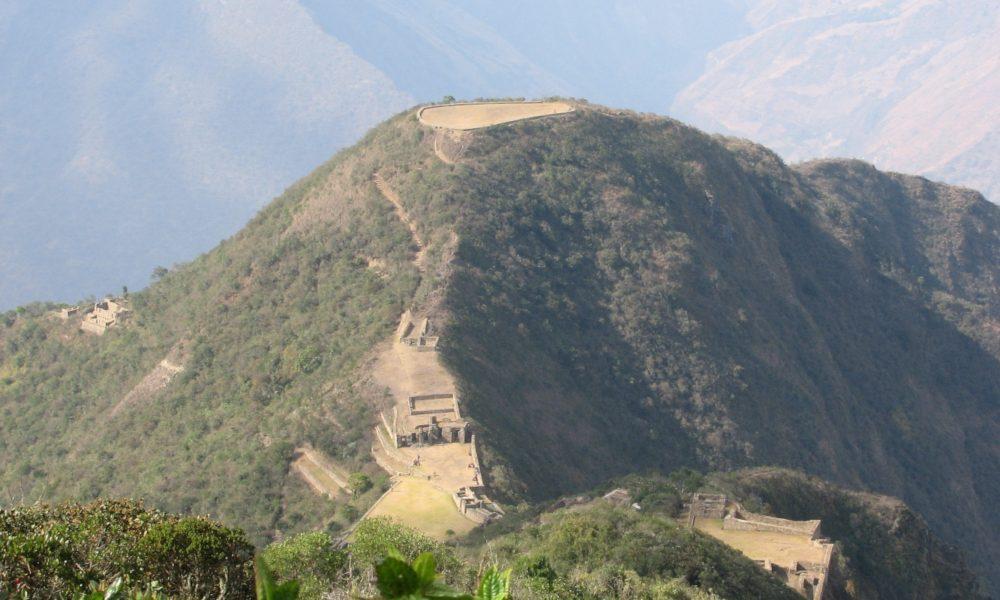 Choquequirao / Foto: Ericbronder (Wikimedia Commons)