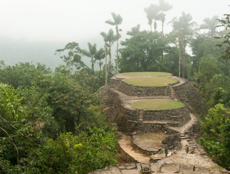 Ciudad perdida colombia/ Foto: travelmag.com (Flickr) (CC BY 2.0)