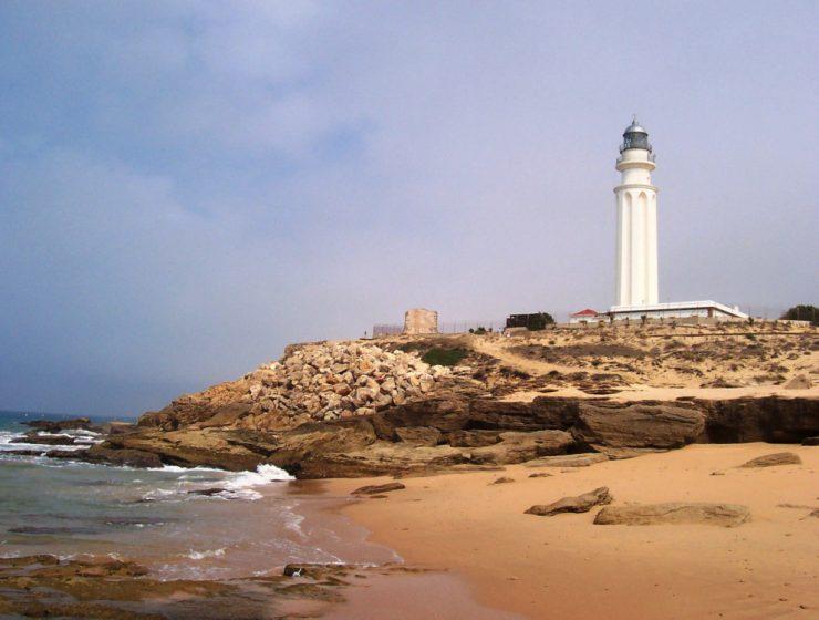 Faro de Trafalgar / Foto: Ein Dahmer [CC BY-SA 3.0] Wikimedia Commons