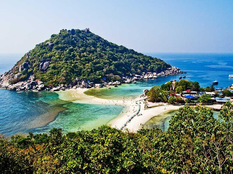 Isla de Koh Tao, Tailandia / Foto: Poswiecie (pixabay)