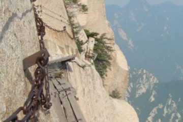 Travesia-pirenaica-The-Death-Trail-Mount-Huashan-China-by-escapehere
