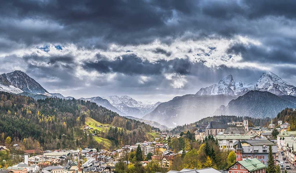 Berchtesgaden, Alemania / Foto: Felix Mittermeier (unsplash)