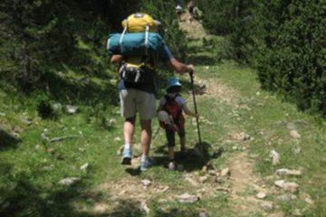 Al Monte con niños