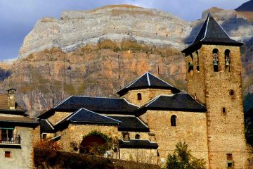 Los pueblos del Parque de Ordesa y Monte Perdido/ Foto: Les Haines (Flickr)