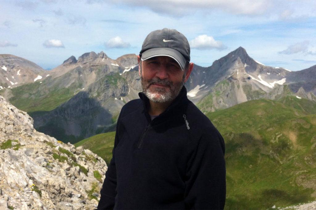 Juanjo Garbizu Slow Mountain Monterapia