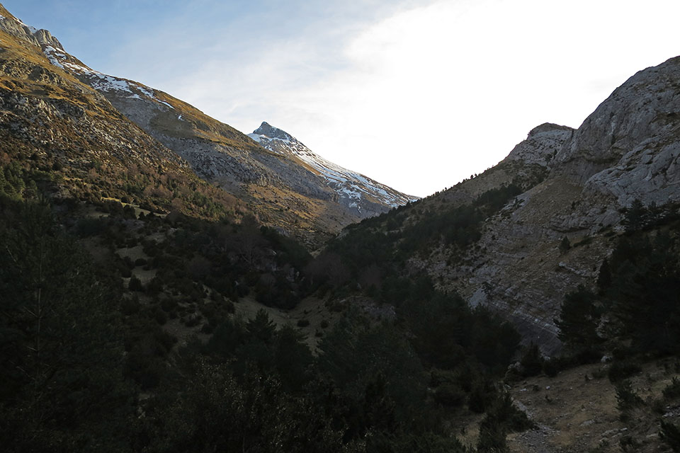 Barranco de Agüerri.