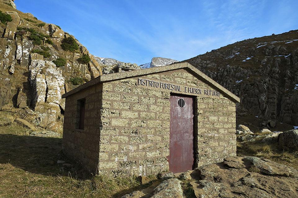 Refugio de Secús