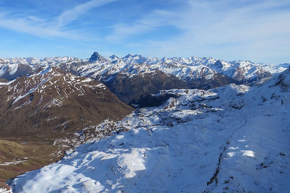 Pirineo Central.