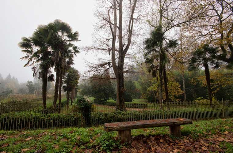 Parque Natural del Señorío de Bértiz / Foto: Chuselborde (vía Wikimedia commons)