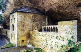 La milenaria historia de San Juan de la Peña / Foto: Geheimnisträgerin (Wikimedia Commons)