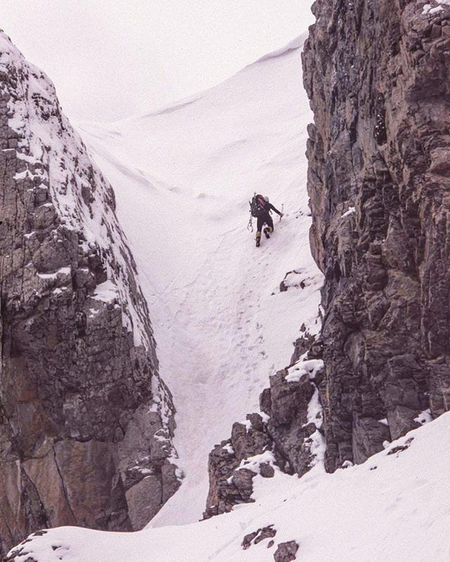 Fotografía de montaña en los Pirineos / @joenric