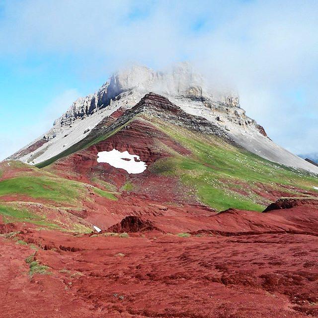 Fotografía montaña Pirineos by @chabecks