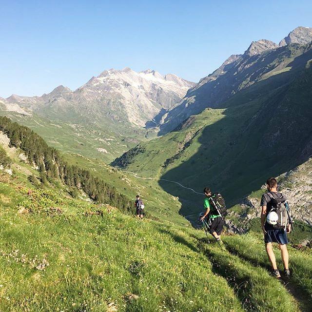 fotografía montaña Pirineos by @gr11pirineus