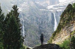 Fotografía montaña Pirineos