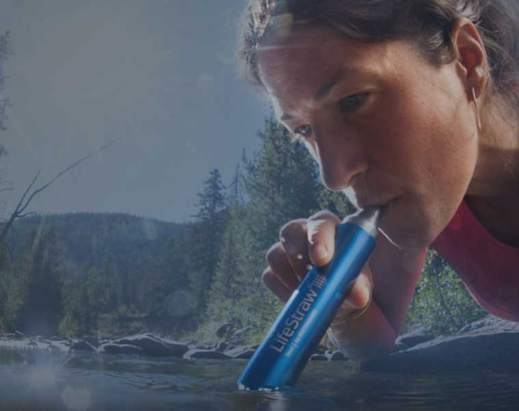 Lifestraw. Filtro de agua personal: en qué consisten los filtros y utilización