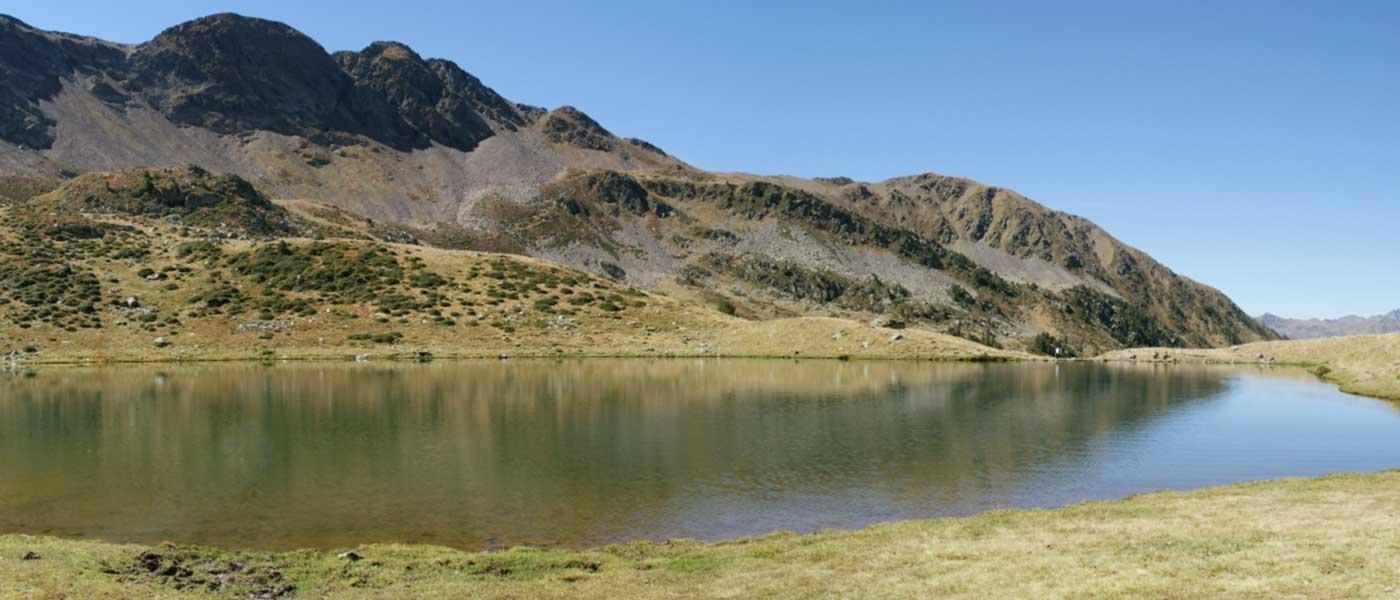 Disfruta de las vistas inmejorables de la Ruta del lago y pico del Estanyó / Foto: Ferran Llorens
