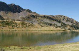 Disfruta de las vistas inmejorables de la Ruta del lago y pico del Estanyó. Foto: Ferran Llorens