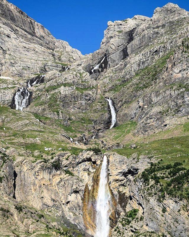 Fotografía montaña Pirineos by @delphinegoni