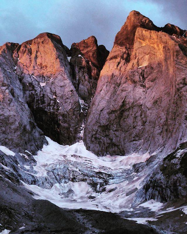 Fotografía montaña Pirineos by @jesusdiezvazquez