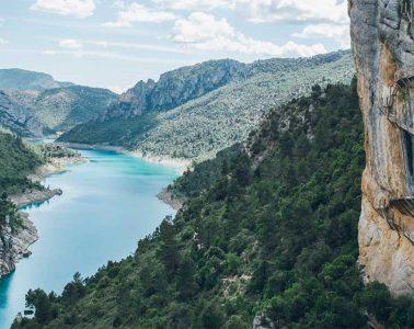 Desfiladero de Mont: desfiladero virgen en los Pirineos catalanes