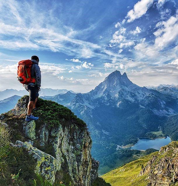 otografía montaña Pirineos by @peio_gaillard_timuzapata