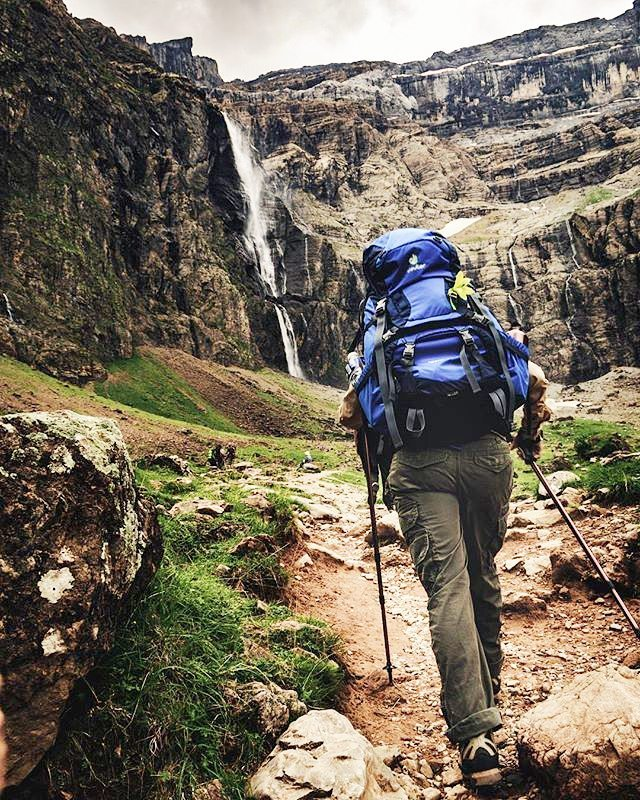 Fotografía montaña Pirineos by @boni_villasirga