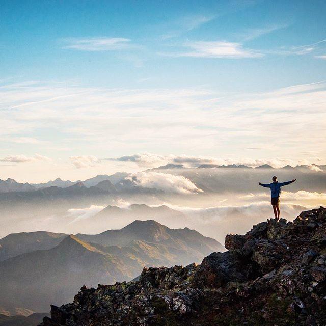 Fotografía montaña Pirineos by @gaellh